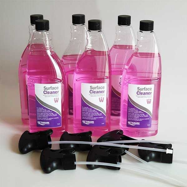 Metamark® Surface Cleaner 5x 1L